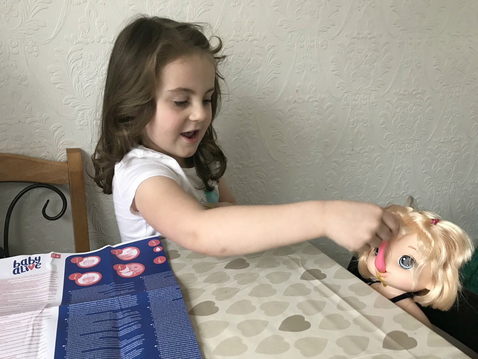 Baby Alive Sweet Spoonfuls Doll Review Newcastle Family Life
