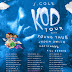 J.COLE announces Jaden Smith, Earthgang and Killl Edward as special guests on North American KOD Tour
