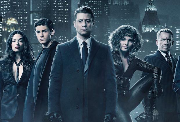 Gotham quarta temporada