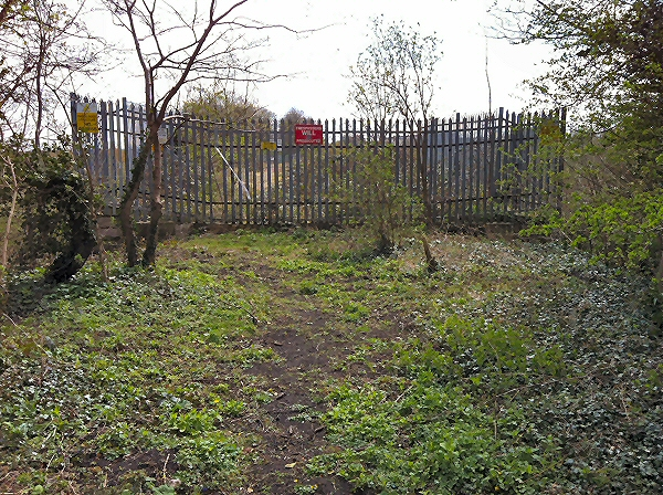 Thorp Arch Viaduct used to be fenced off as it was unsafe