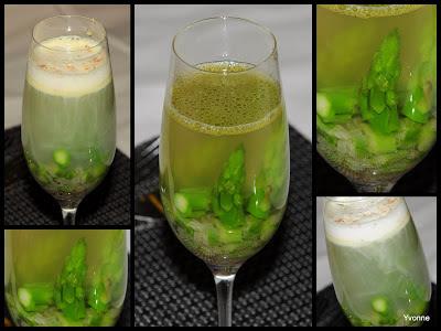 Cappuccino di Asparagi