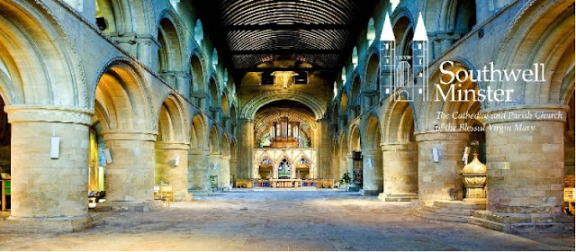 Southwell Minster nave (photo Southwell Minster)