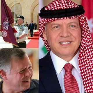 تهنئة لجلالة الملك عبدالله بمناسبة عيد ميلاده 55