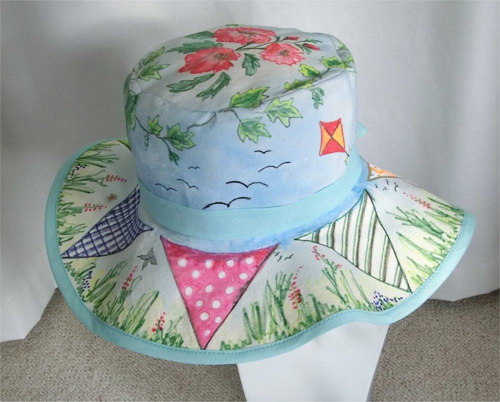 Millinery musings: Tutorial – making a hat pattern Part 3