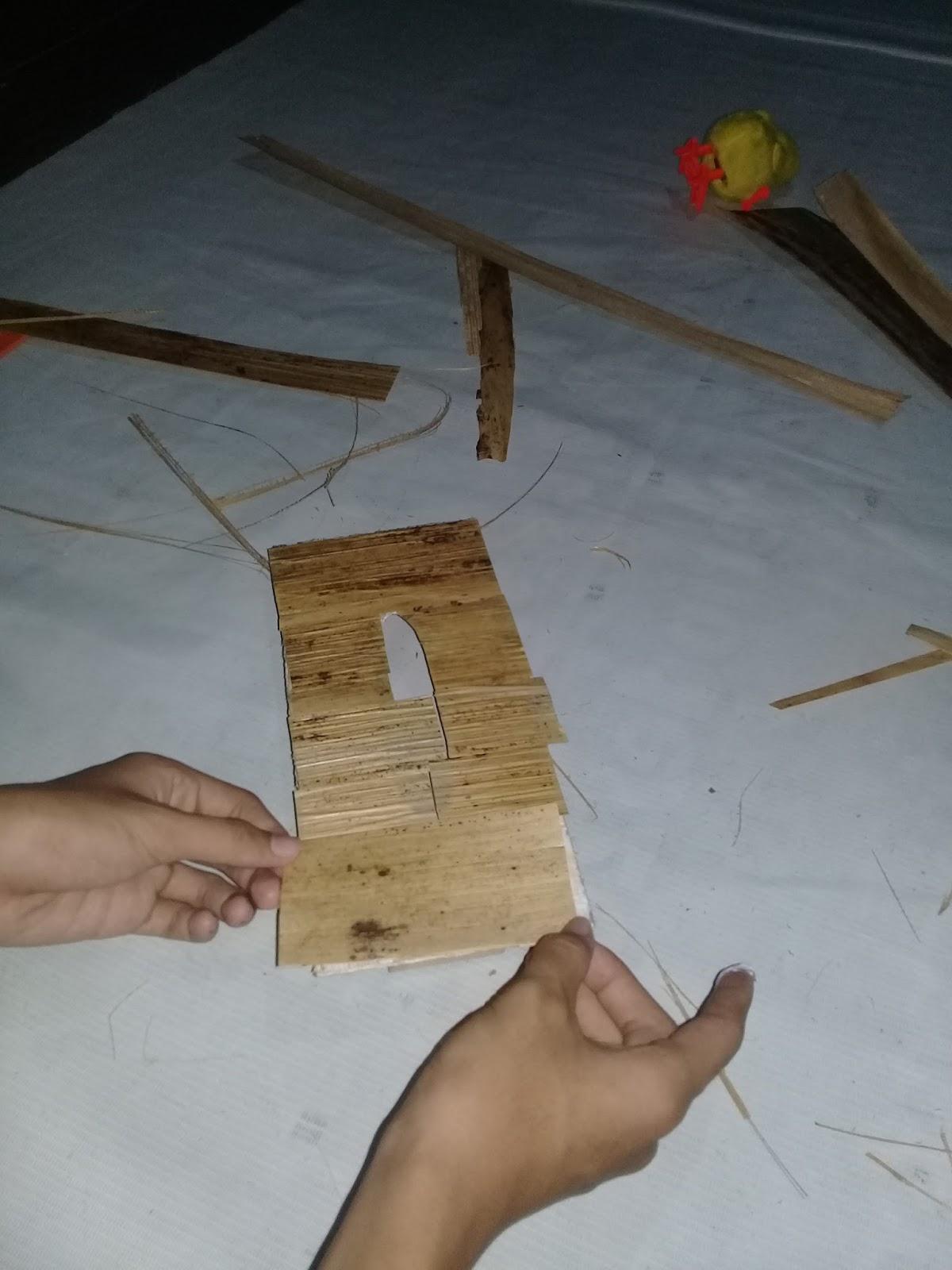 Kotak Tisu Dari Pelepah Pisang : kotak, pelepah, pisang, Agung, Kotak, Pelapah, Pisang, Pembuatannya