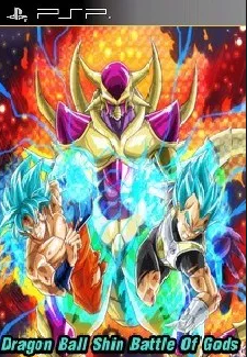 Dragon Ball Shin Battle Of Gods