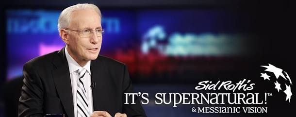 Watch Live Streaming Supernatural! Network Sid Roth's It's supernatural television
