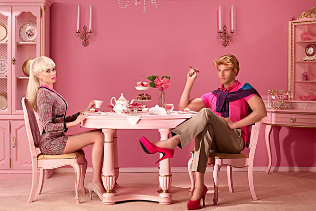 barbie and ken real life - photo #16