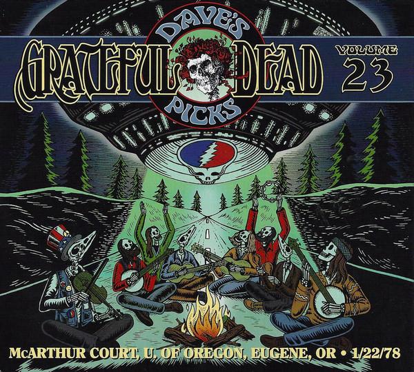 SOUNDS OF BLUE: Grateful Dead Daves Picks Vol. 13 2/24