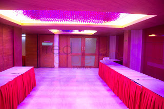 SP grand days banquet hall pre function area picture