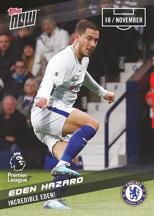 Leroy Fer 2017//18 Topps Premier League Soccer paralelo Verde #119