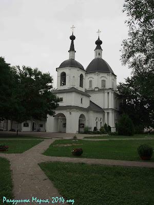 Старочеркасск фото церковь