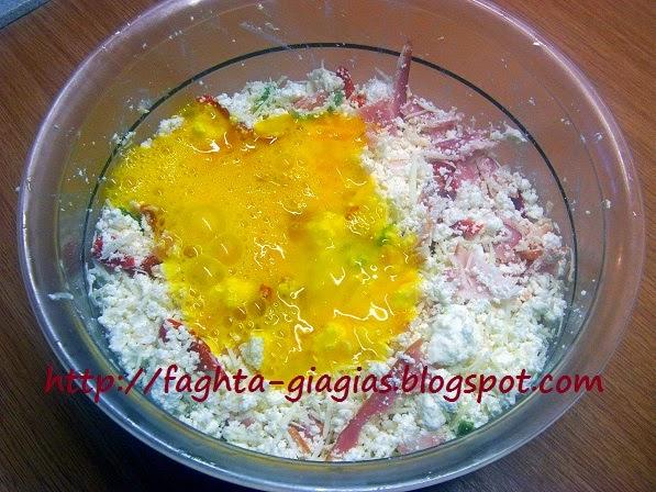 Τα φαγητά της γιαγιάς - Μακαρονόπιτα χωριάτικη