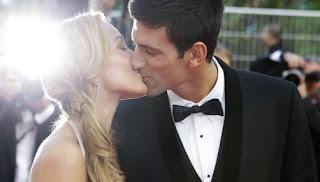 Novak Djokovic and wife Jelena expecting second child