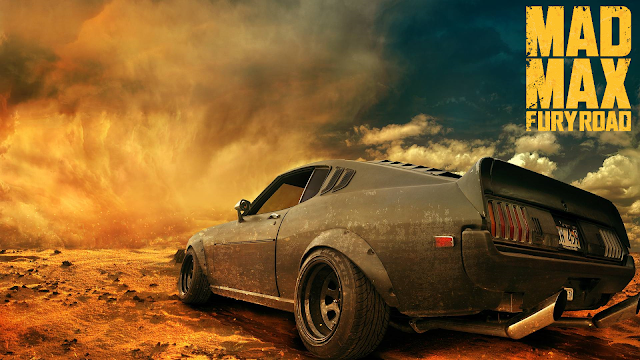 Mad Max Fury Road Toyota Celica 1977 SuperCharged