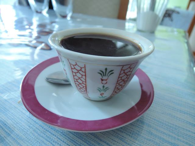 Gibe African Restaurant, Dandenong, Ethiopian coffee