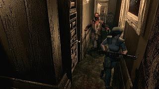 Resident Evil PS3 Wallpaper