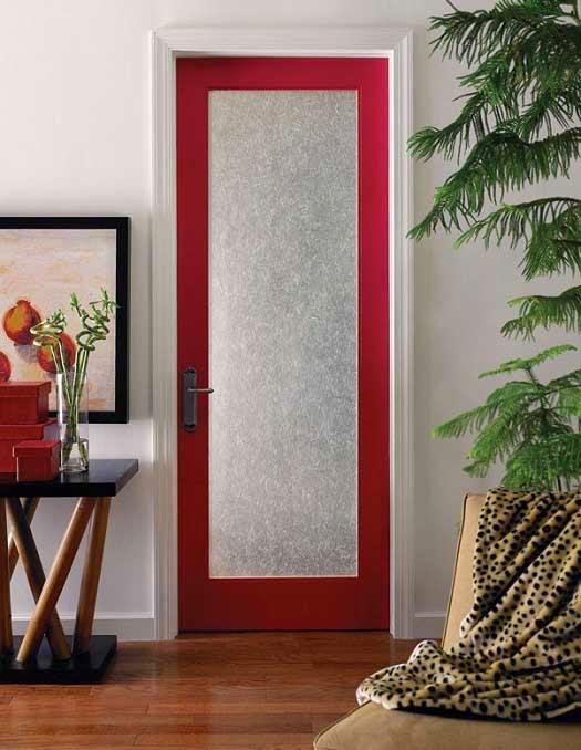 contoh gambar pintu kamar mandi kaca glosi