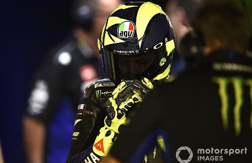 Pasca MotoGP Jerez, Valentino Rossi, Sebut Yamaha Dalam Masalah
