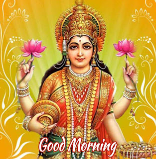 Good Morning Images Of  Laxmi Ji