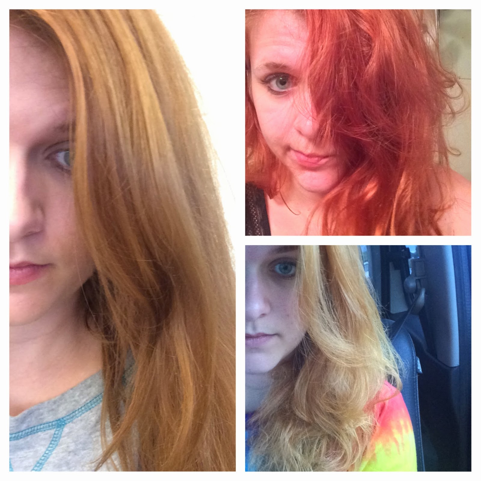 Review: Color Oops hair color remover