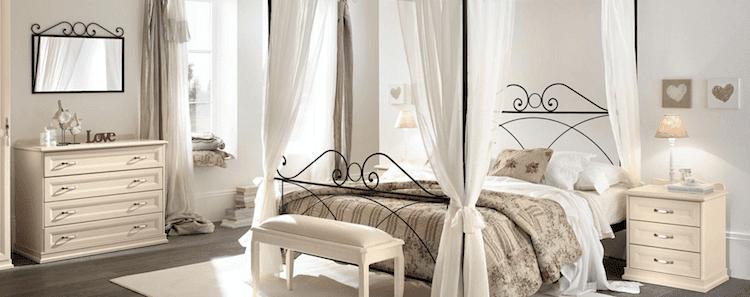 mueble diseño clásico dormitorio