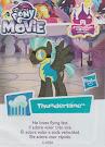 My Little Pony Wave 22 Thunderlane Blind Bag Card