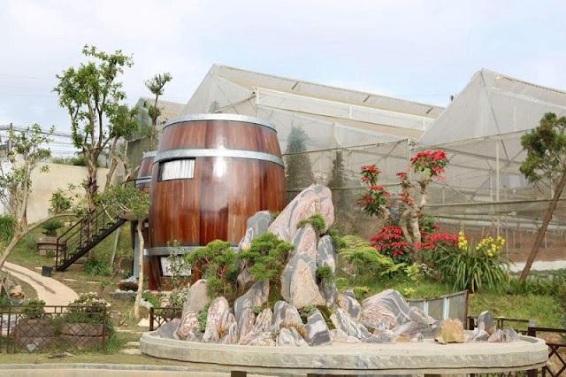 Wine Valley Homestay in Da Lat 2
