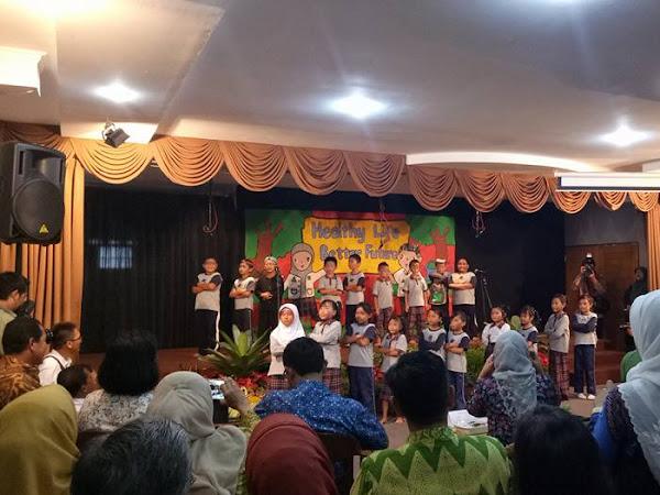 Penilaian LSS SD Mutiara Bunda Arcamanik Bandung