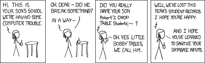 MySQL injection tutorial
