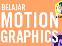 Belajar Membuat Video Motion Graphics dengan Adobe After Effects (Tutorial Lengkap!)