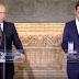 Δείτε ολόκληρη την κοινή συνέντευξη Tύπου Αλέξη Τσίπρα - Βλαντιμίρ Πούτιν (video)