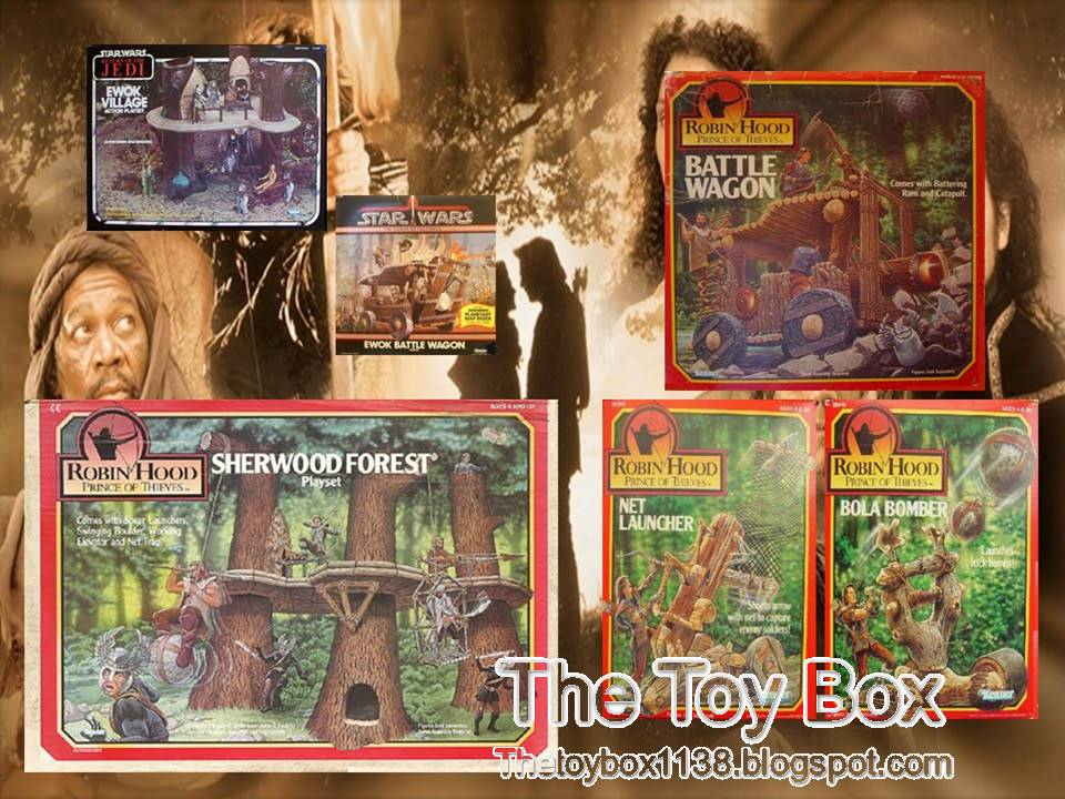Robin Hood Prince Of Thieves Toys 116
