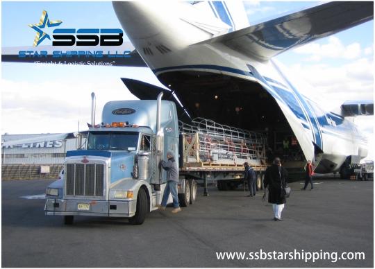 International Freight Services in Dubai | International Freight