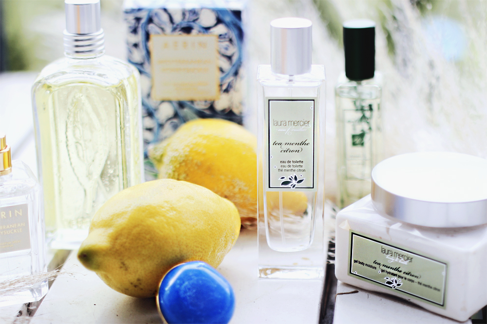 loccitane citrus verbena lemon based fragrances perfumes blog review