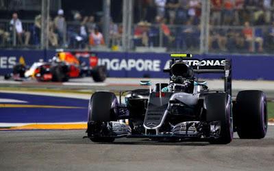 F1 Σιγκαπούρη