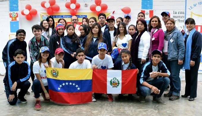 """MINEDU: Niños venezolanos tendrán """"Prueba Única"""" para que puedan conseguir vacantes en colegios nacionales"""