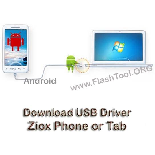 Download Ziox USB Driver