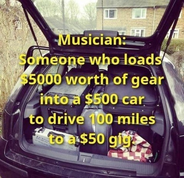 Funny Music Memes 10