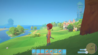 My Time at Portia Game Simulasi RPG Mirip Harvest Moon