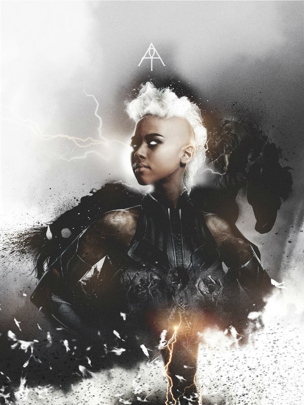 Tempestade X-Men Apocalipse