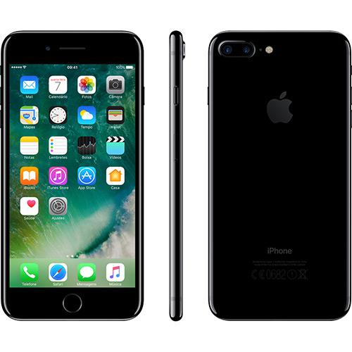 """Lojas Americanas iPhone 7 Plus Tela 5.5"""" iOS 10 4G Câmera 12MP Apple"""