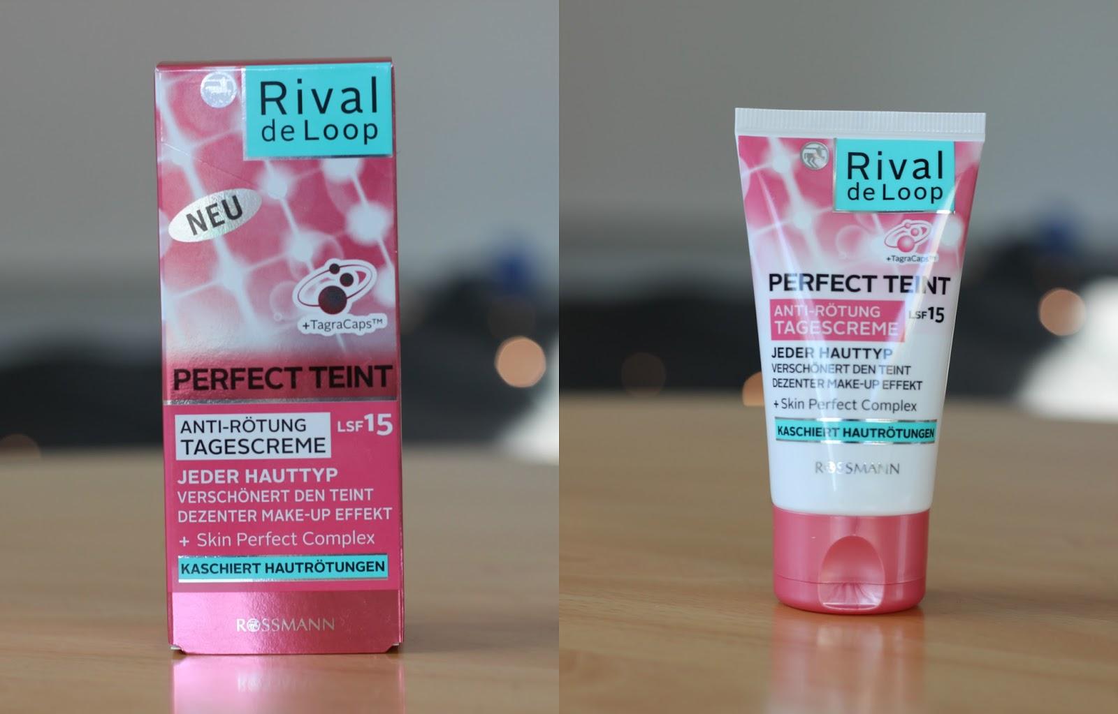 Farbspezial Wie Kombiniere Ich Die Trendfarbe Taupe: HeartBeauty09: Rival De Loop Perfect Teint Anti- Rötung