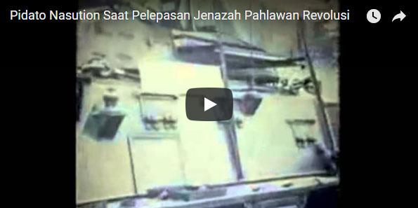 Ini Rekaman Suara Asli Jendral Besar AH Nasution, Yang Selamat dari Pemberontakan G30S/PKI