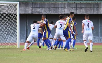 PFC Cajazeiras sofre mais uma derrota em Cachoeira