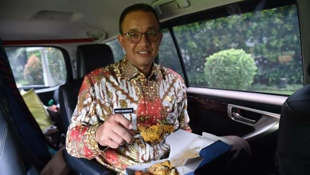 Begini Aturan Jika Gubernur Anies Maju Pilpres 2019