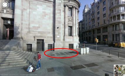 Plano de metro barcelona tmb
