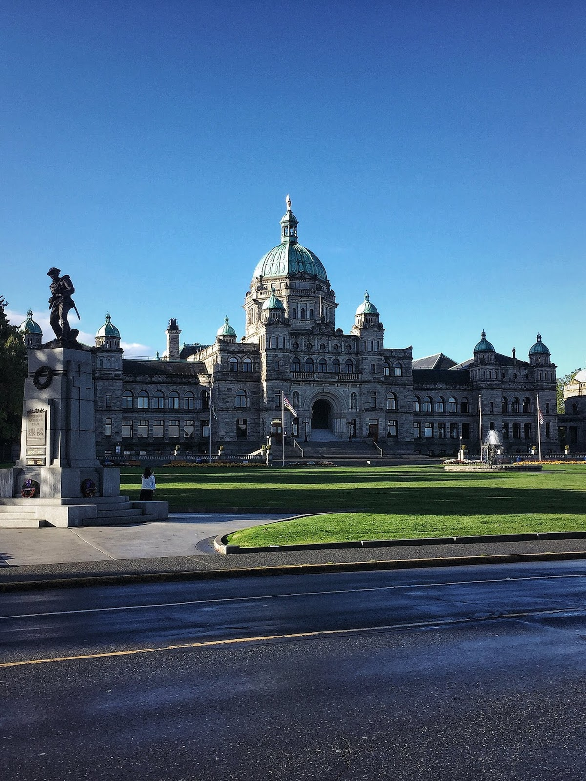 A travel diary of Victoria, B.C. by Vancouver travel blogger Aleesha Harris.