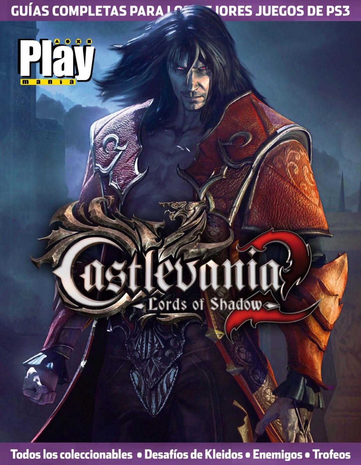 Castlevania Lords Of Shadow 2 Walkthrough Pdf