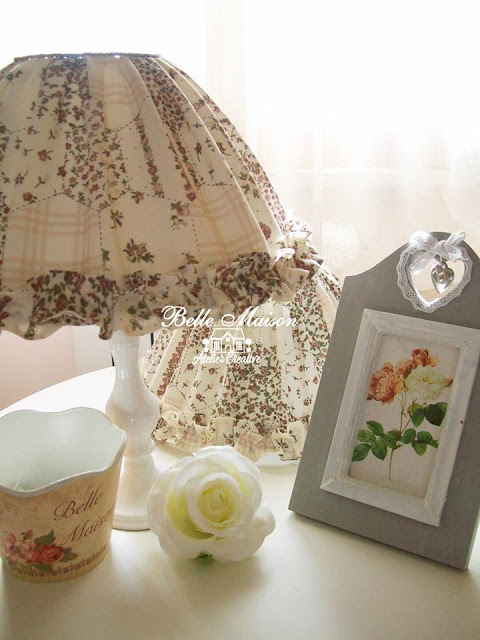 belle maison: CAPPELLINI LAMPADE SHABBY E COUNTRY